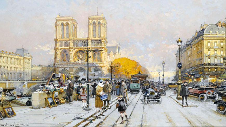 Париж для детей 7-12 лет - экскурсии