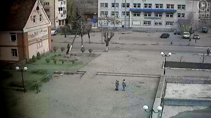 Веб-камера на Доме культуры