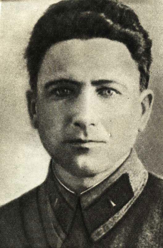 политрук Нестерчук