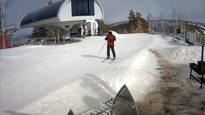 Веб-камера фанпарка Бобровый лог: К1 Верх