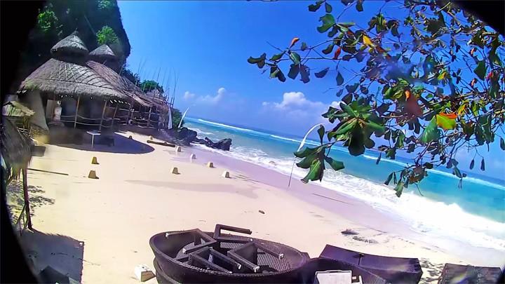Веб-камера на пляже Карма на Бали
