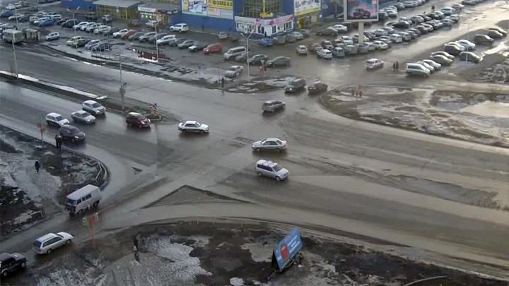 Перекрёсток Некрасова - Кирова