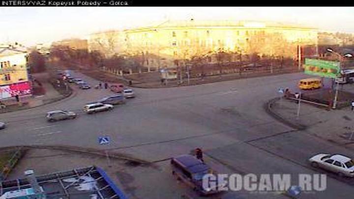 Веб-камера города Копейска