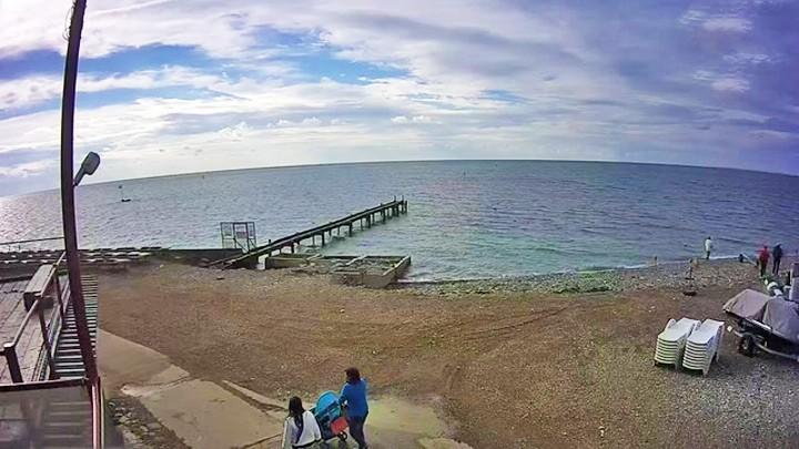 Веб-камера в Малой бухте Анапы