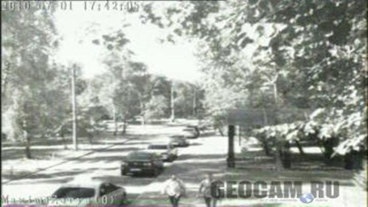 Веб-камера у гостиницы Максима Заря