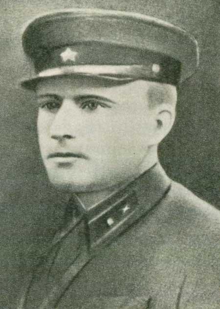 Лейтенант Акимочкин