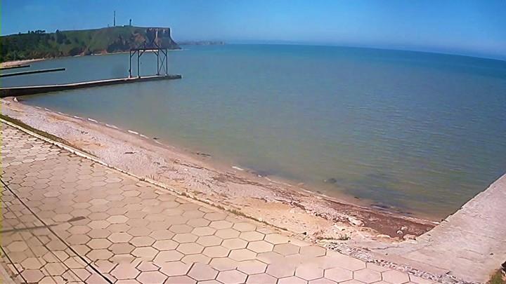 Веб-камера в селе Песчаное, Крым