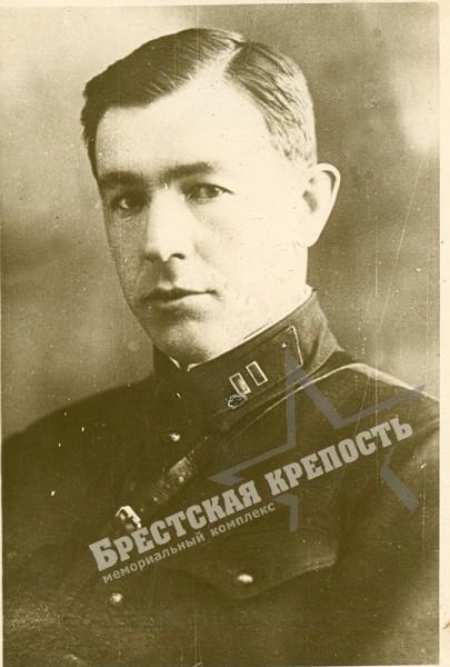 Военврач 1 ранга Бабкин