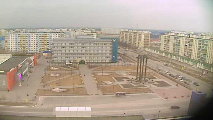Веб-камера города Радужный