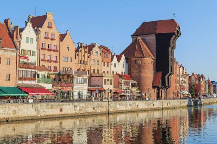 Город Висла Польша
