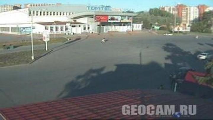 Дворец зрелищ в Томске