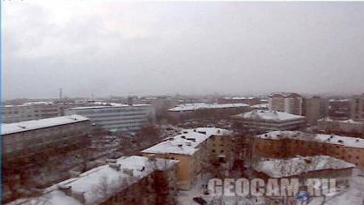 Погодная веб-камера в Томске