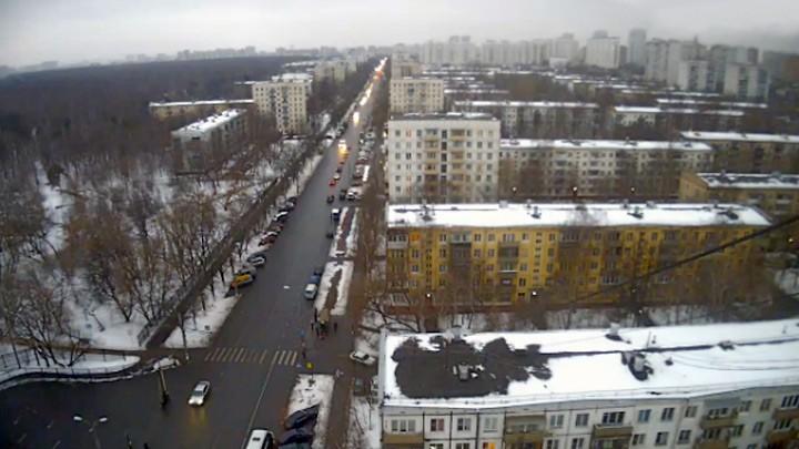 Веб-камера на улице Юных Ленинцев