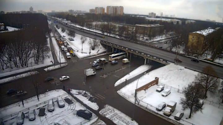 Веб-камера Волгоградского проспекта