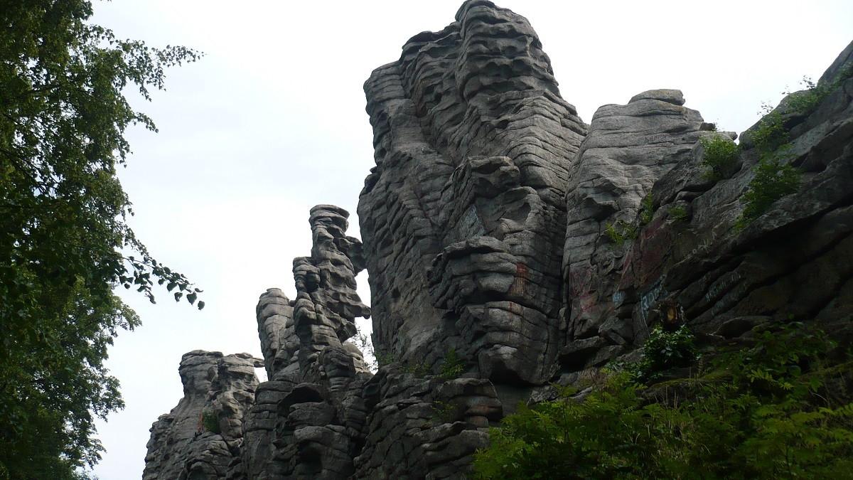 Гора Семь братьев