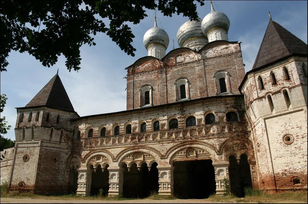 Ростовский Борисоглебский монастырь