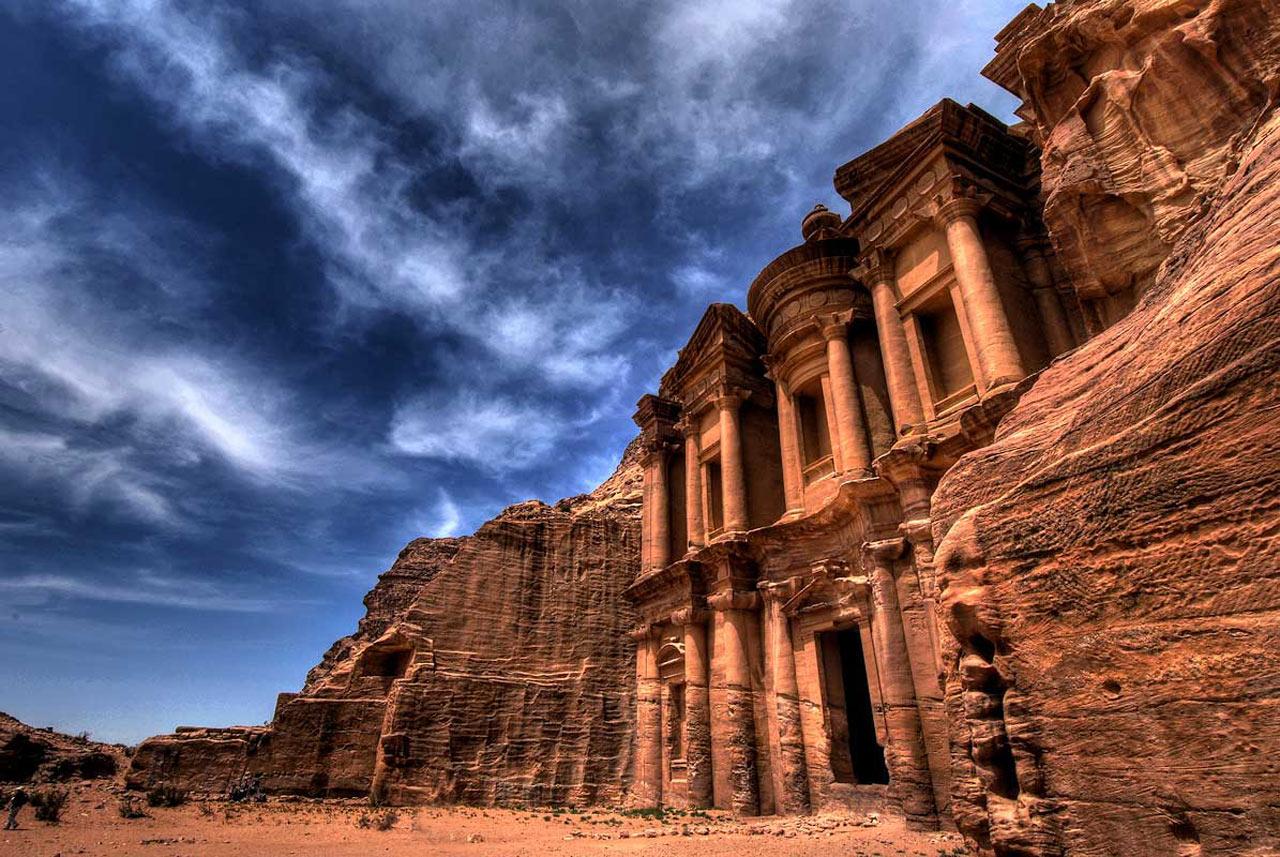 Древний город в Иордании - история и описание