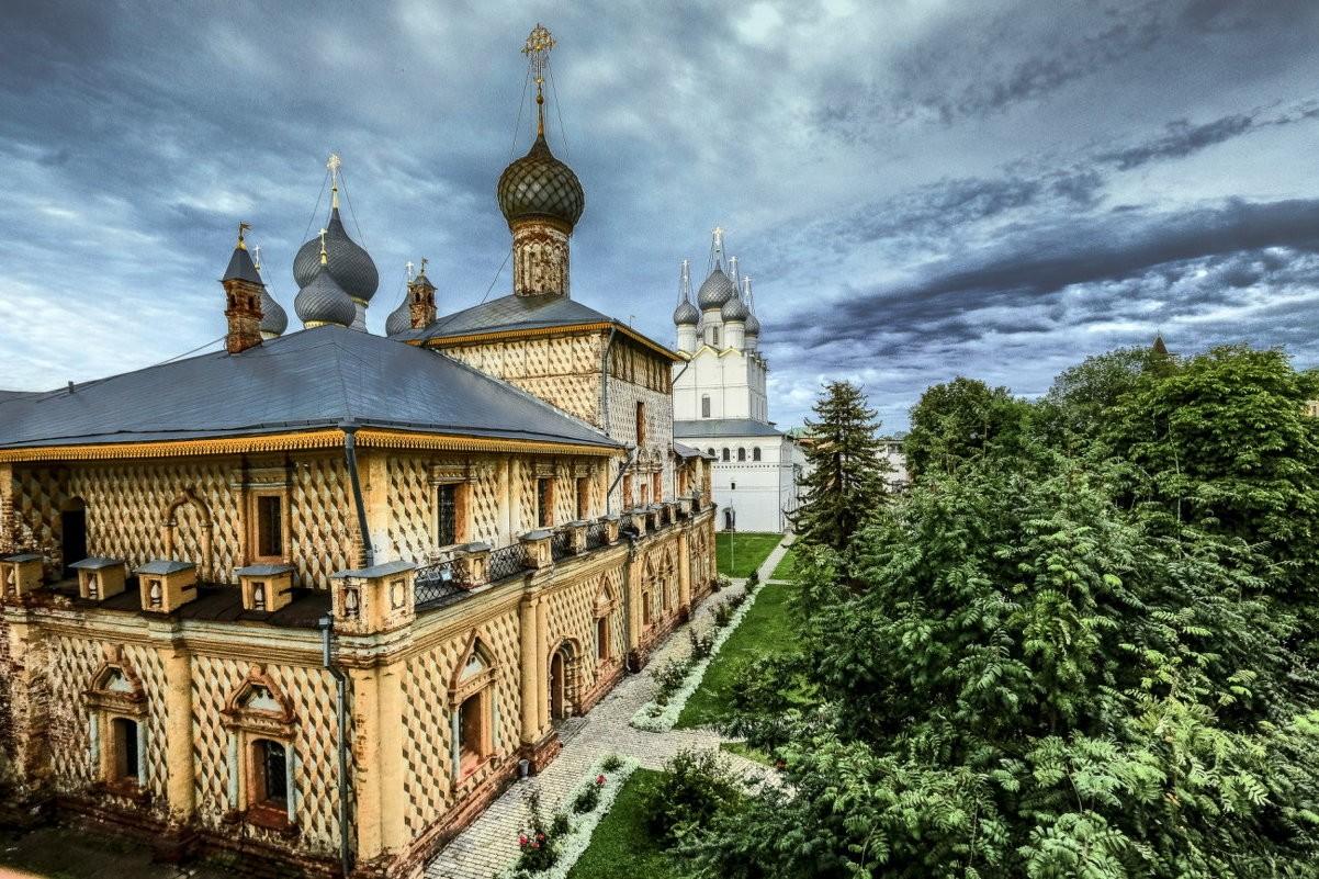 Церковь Одигитрии