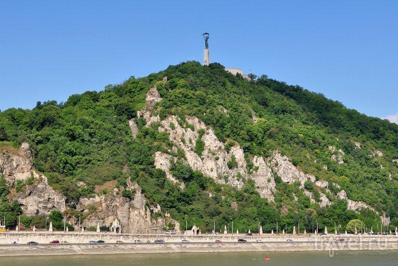 Гора Геллерт Будапешт