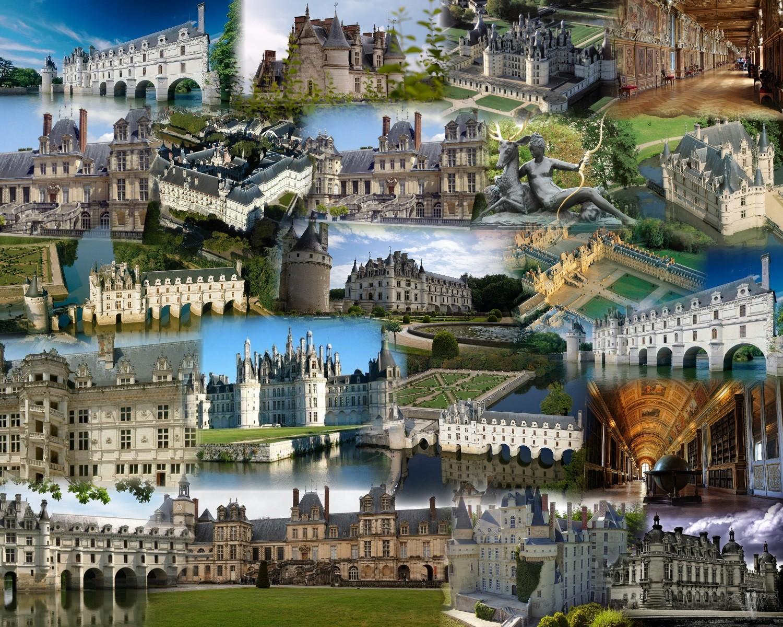 10 самых красивых замков Европы