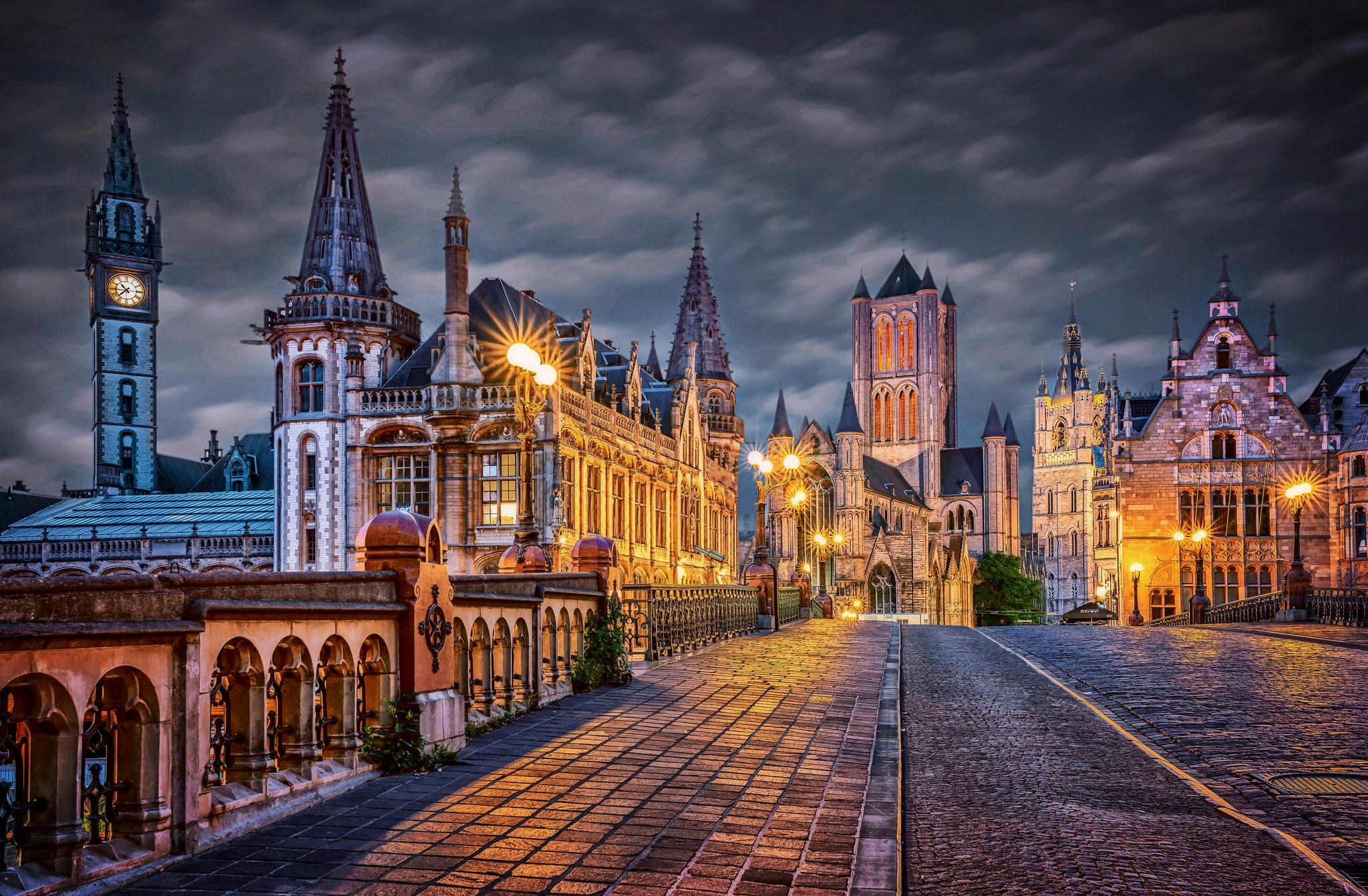 ТОП самых красивых городов Бельгии