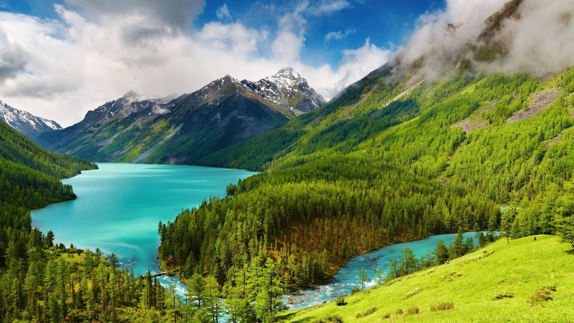 10 лучших достопримечательностей в Алтайском крае