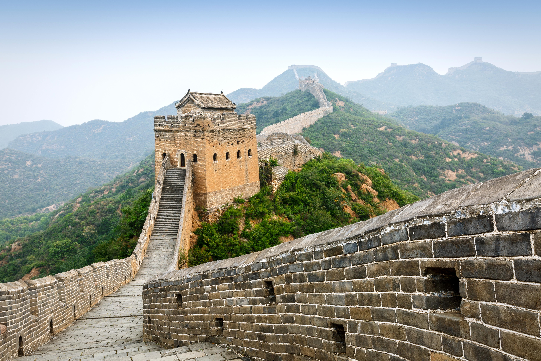 Для чего построена Великая Китайская стена?