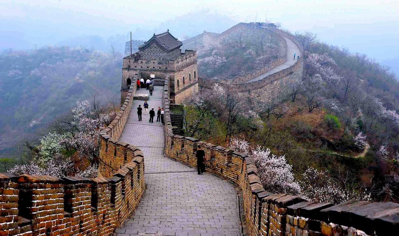 великая китайская стена интересные факты фото него рано