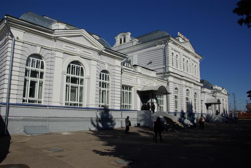 Музей железнодорожного вокзала