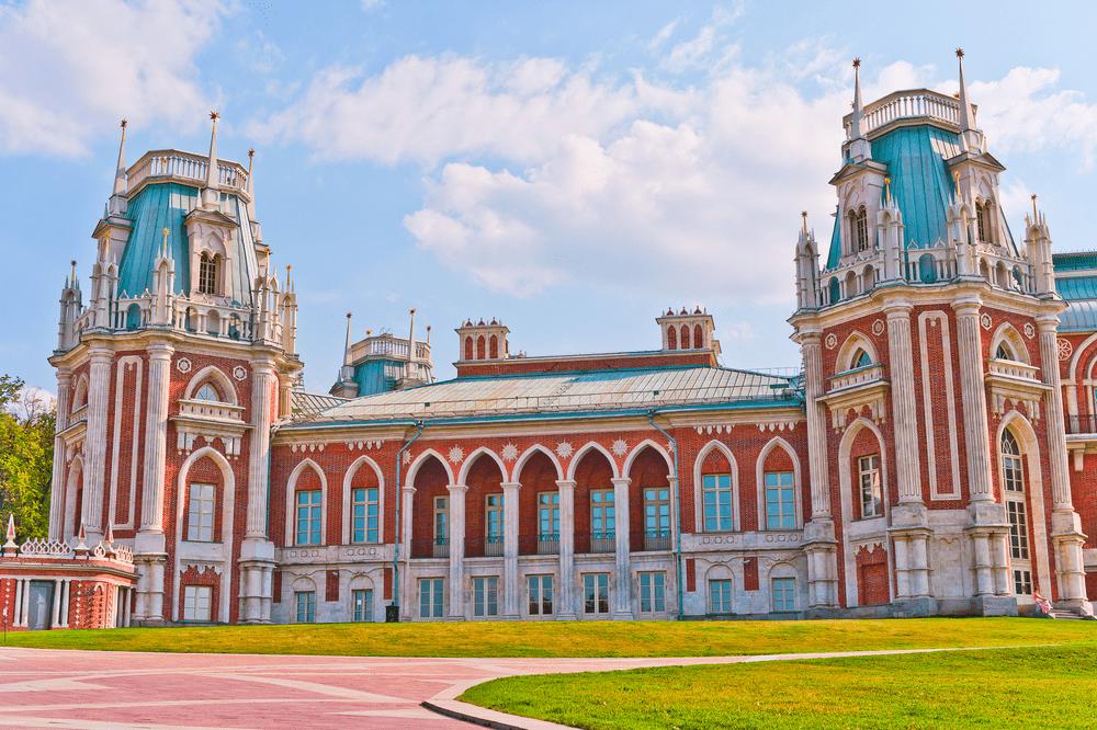 Дворец в Царицыно