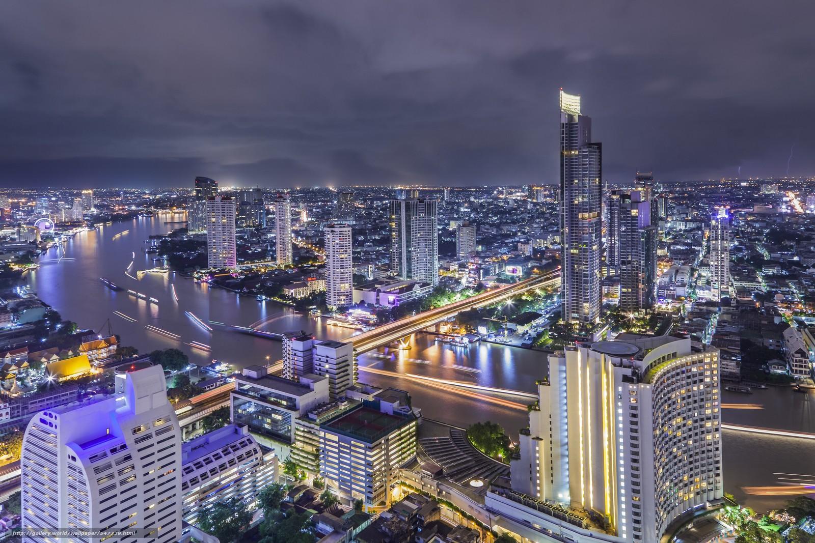 Топ 20 достопримечательностей Бангкока