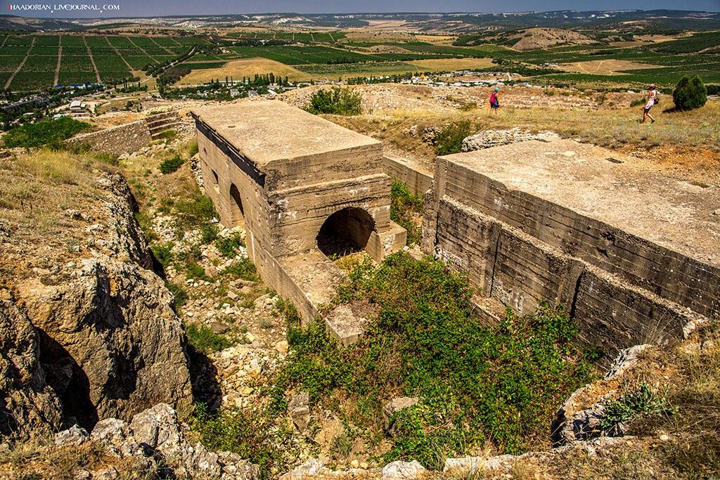 Южный и Северный форты