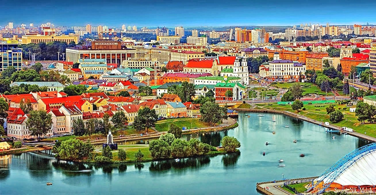 ТОП-15 достопримечательностей Беларуси