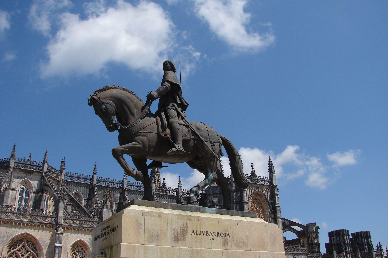 Памятник Нуно Альварес Перейра
