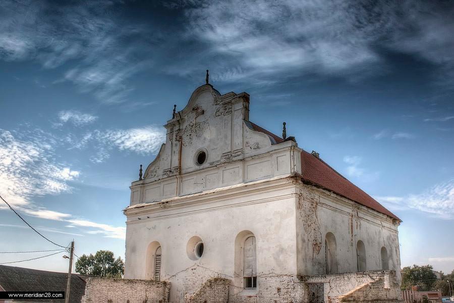 Слонимская синагога