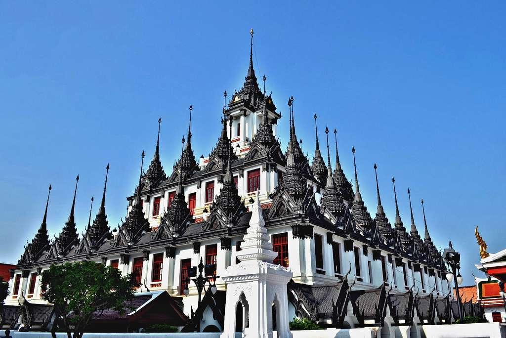 Храм Ват Ратчанадда