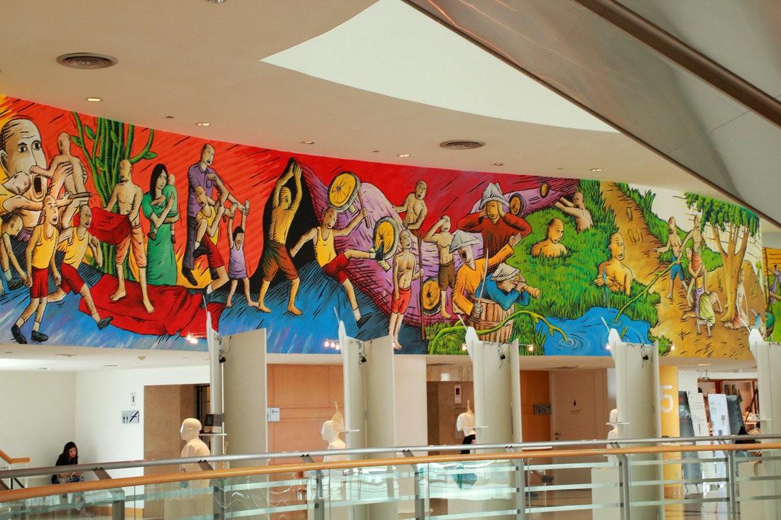 Бангкокский художественный и культурный центр