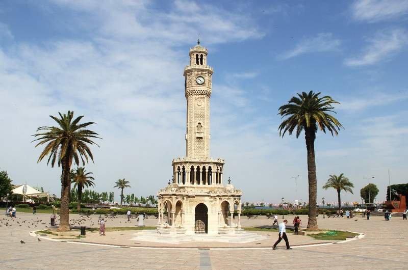 Часовая башня Саат Кулеси