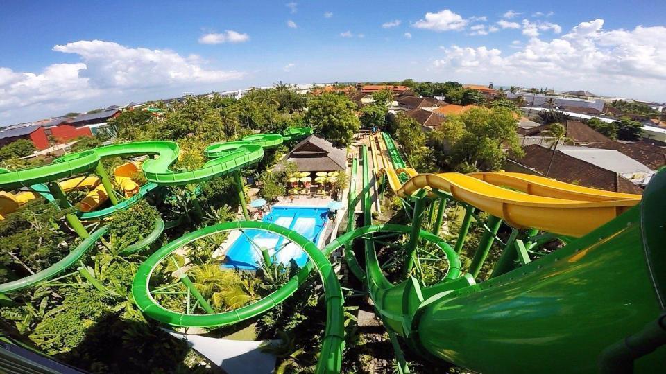 Аквапарк «Waterbom Bali»