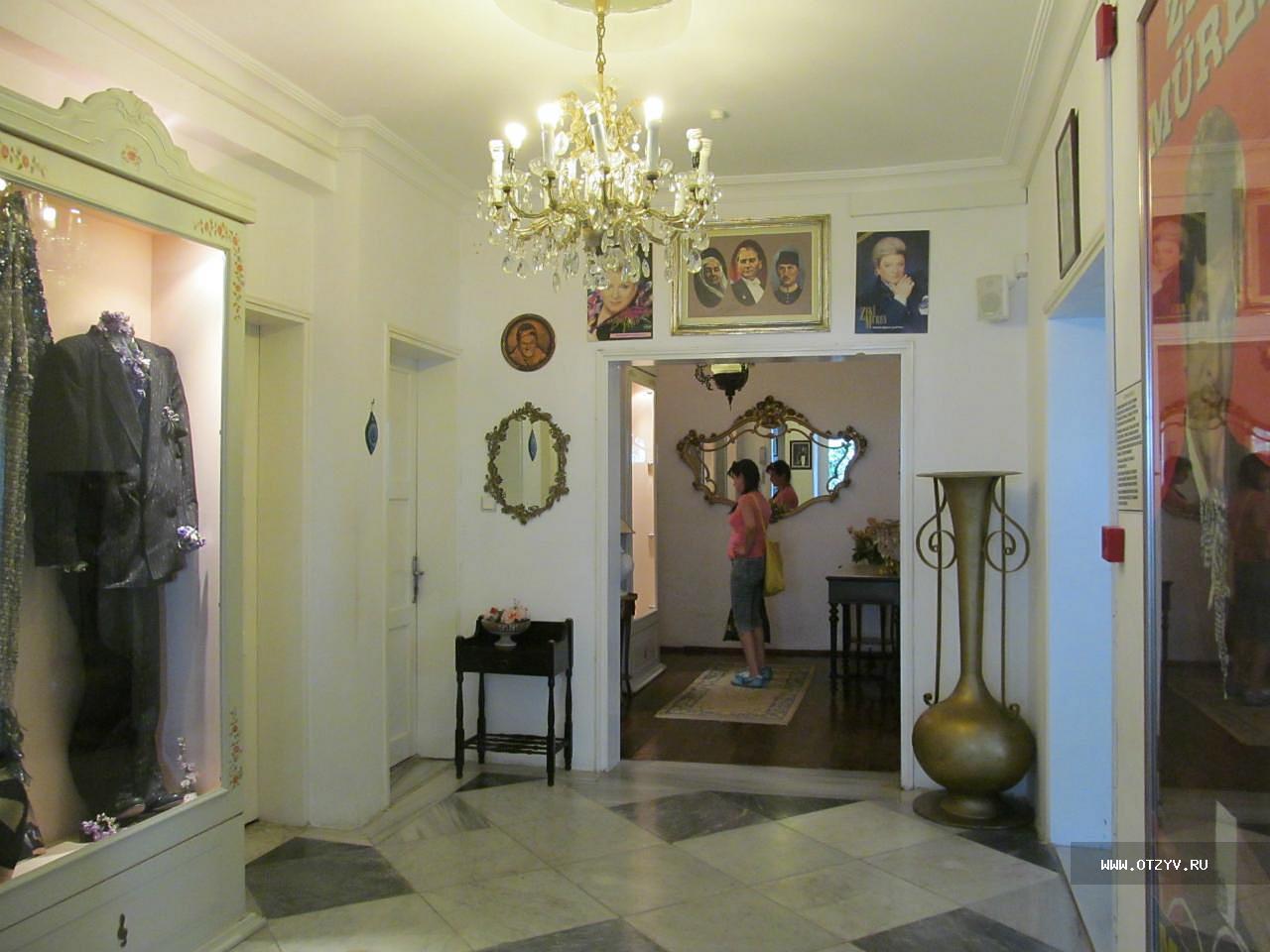 Дом Зеки Мурена