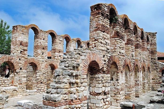 Архитектурно-исторический заповедник «Старый Несебр»