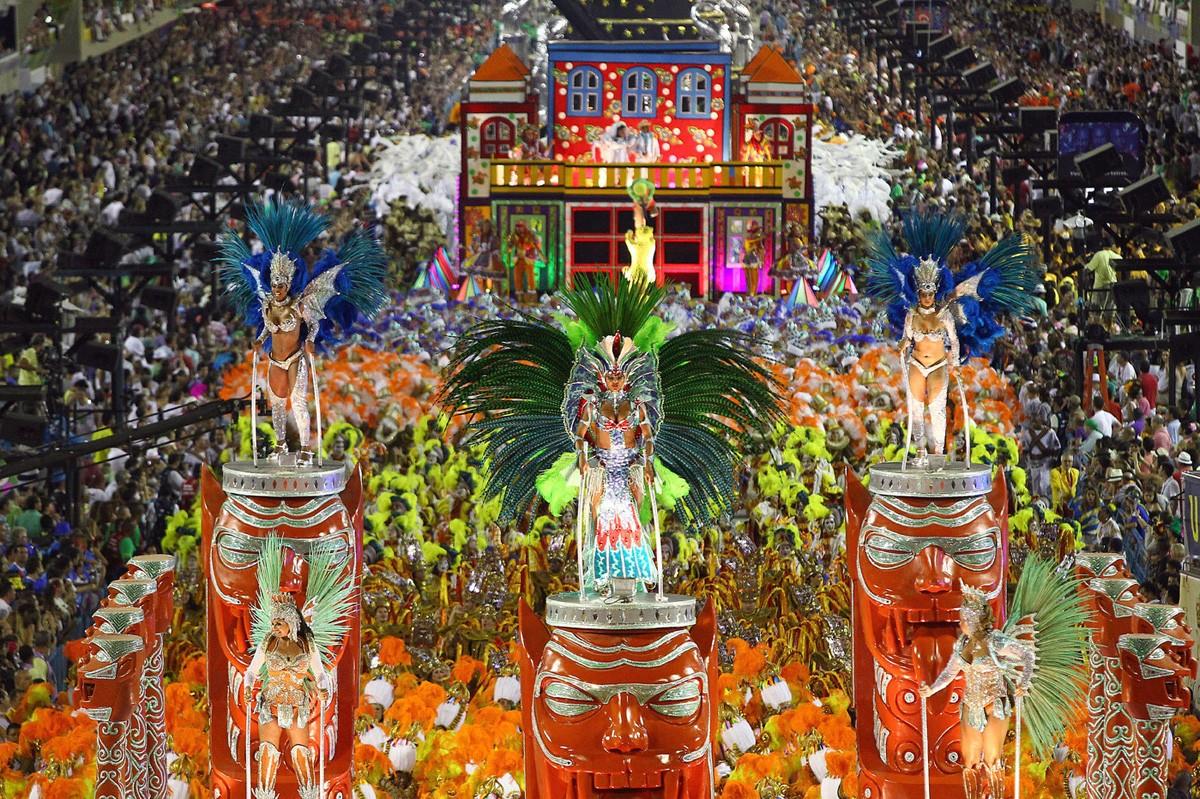 Рио - карнавал