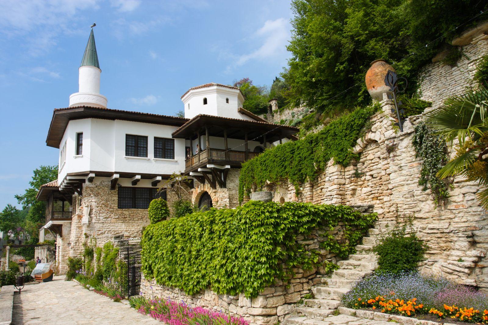 Ботанический сад и резиденция королевы Марии