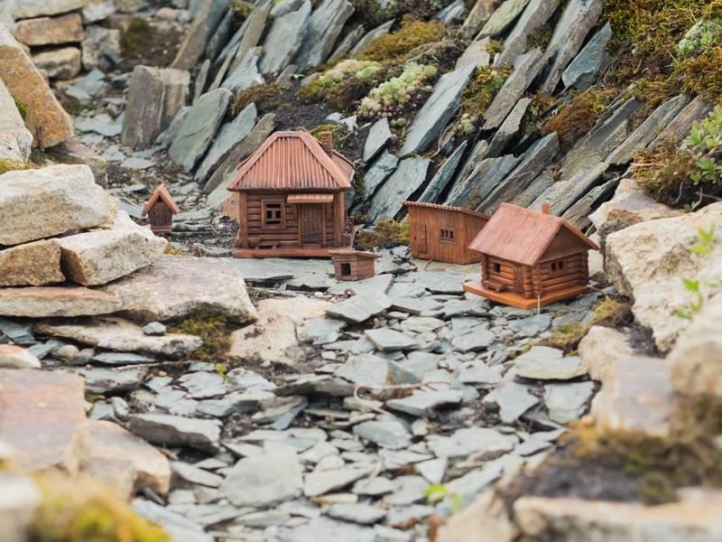 Парк миниатюр «Каменный остров»