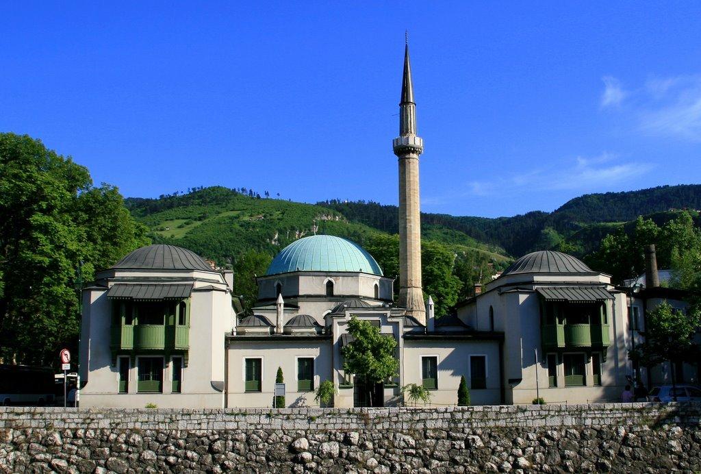 Царская мечеть в Сараево