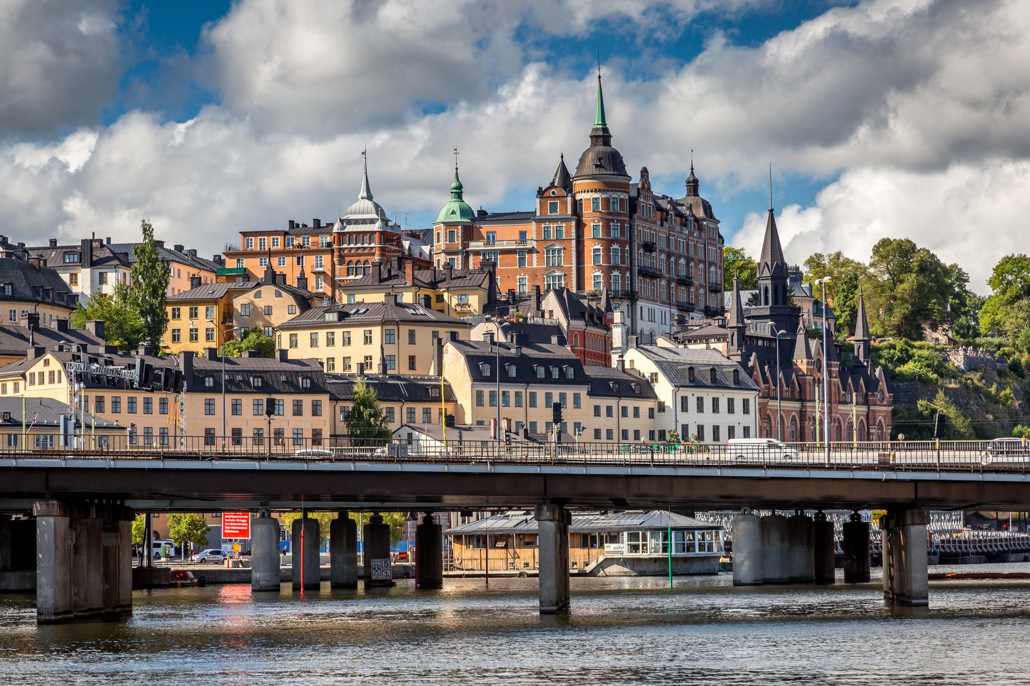 ТОП-10 достопримечательностей Швеции