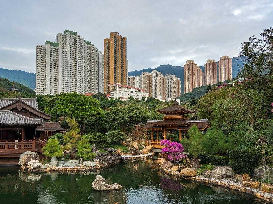 Гонконгский городской парк