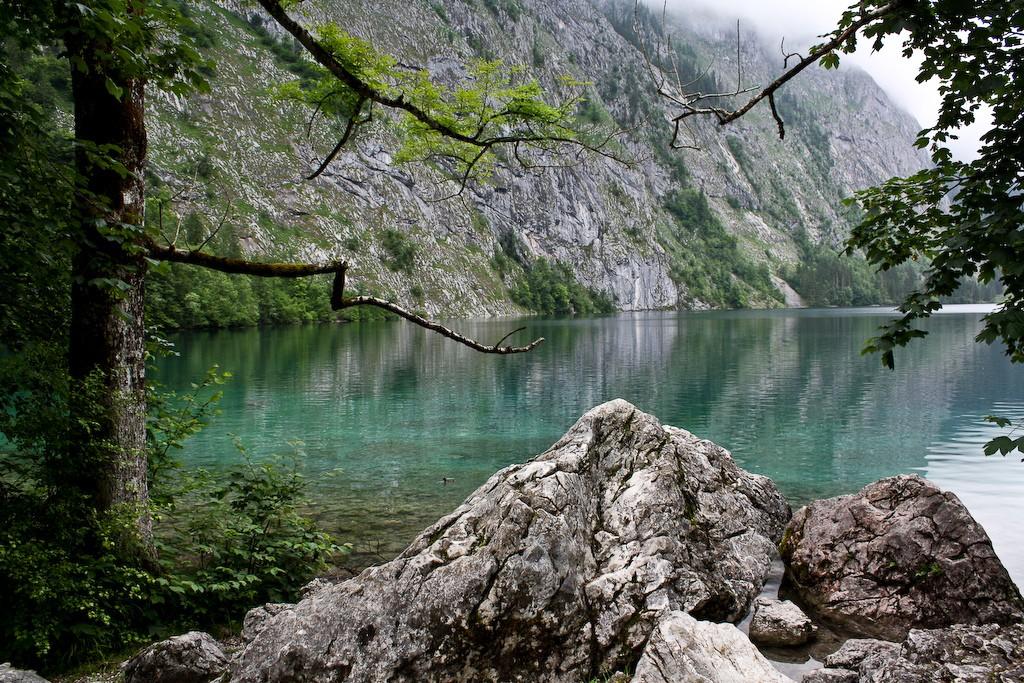 Королевское озеро Кенигсзе