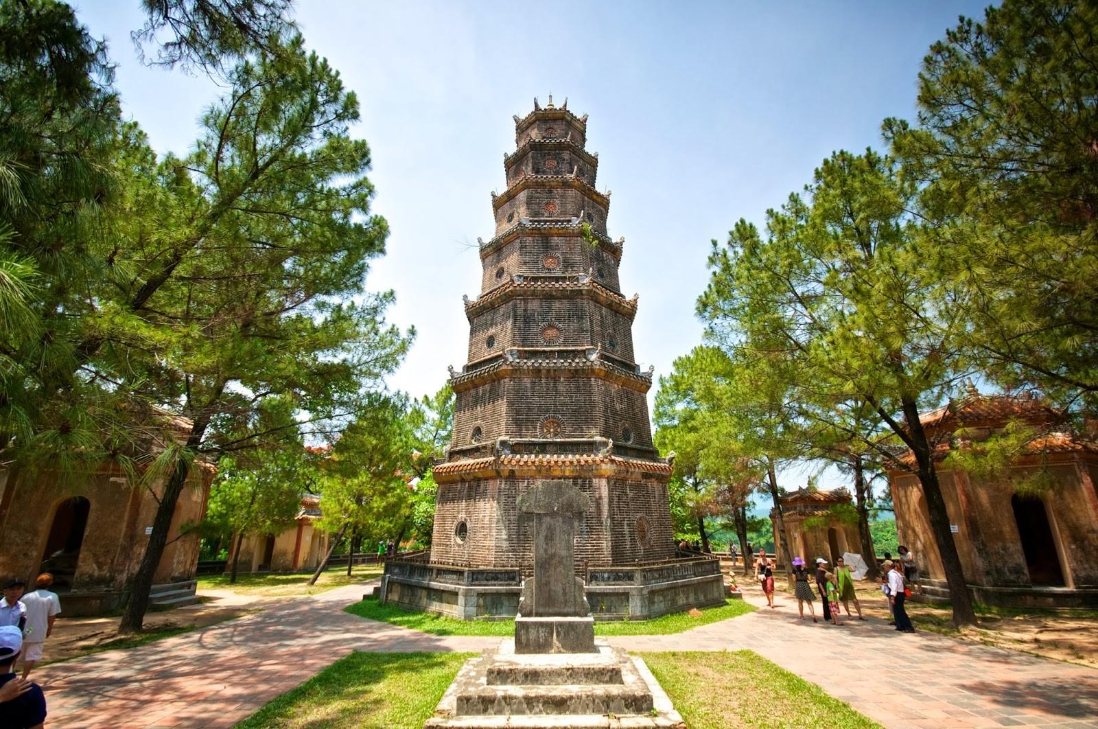 Пагода Тьенму