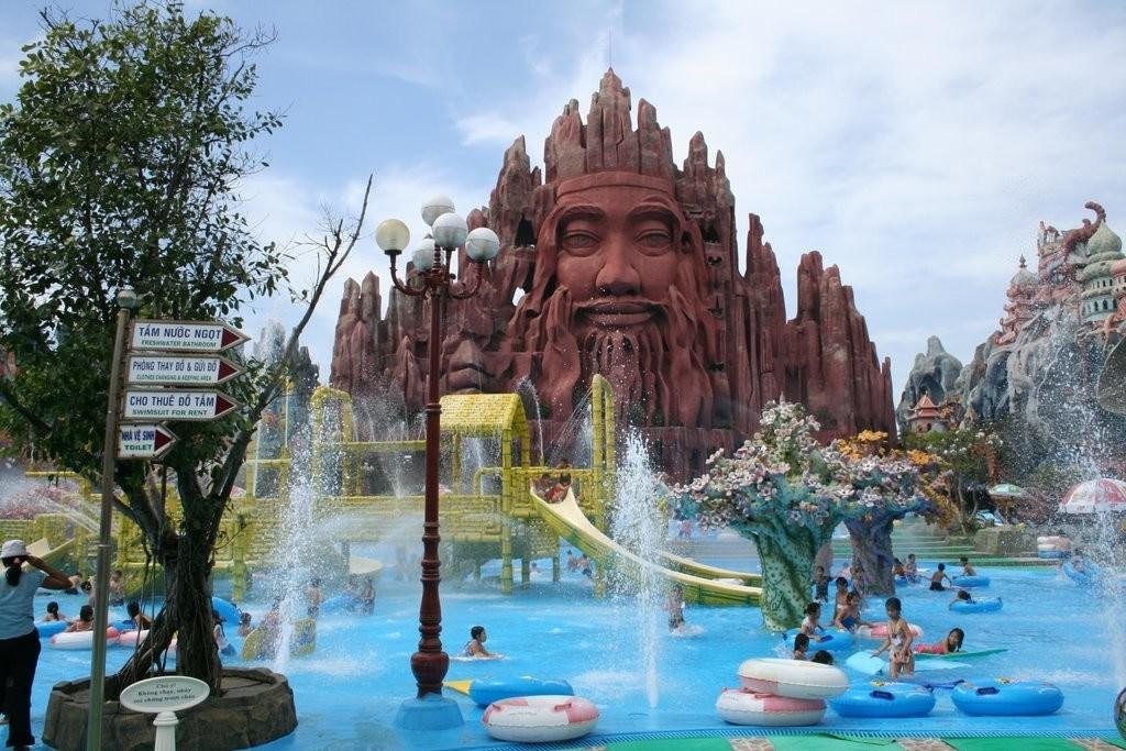 Парк развлечений «Суой Тьен»